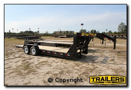 custom gooseneck trailer
