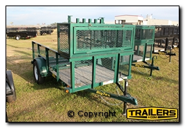 landscaping trailer for sale
