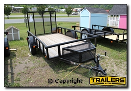 landscaping trailers for sale