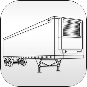 Dry Freight Refrigerated Trailers