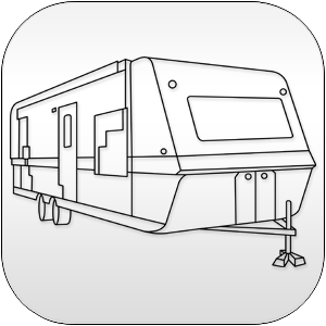 RV Camping Travel Trailers